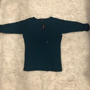 Express Rolled Sleeve T-Shirt - New